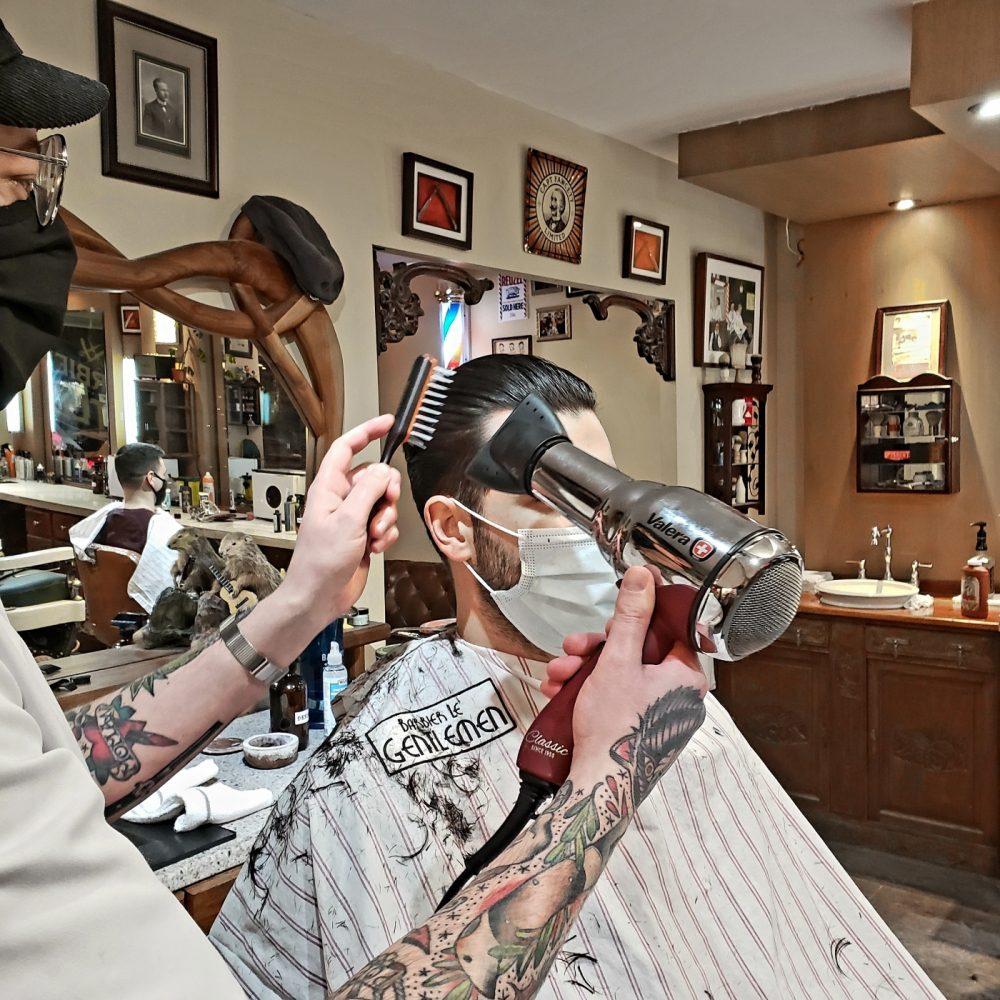 Valera Classic 1955 an iconic hairdryer for Gentlemen's barbers