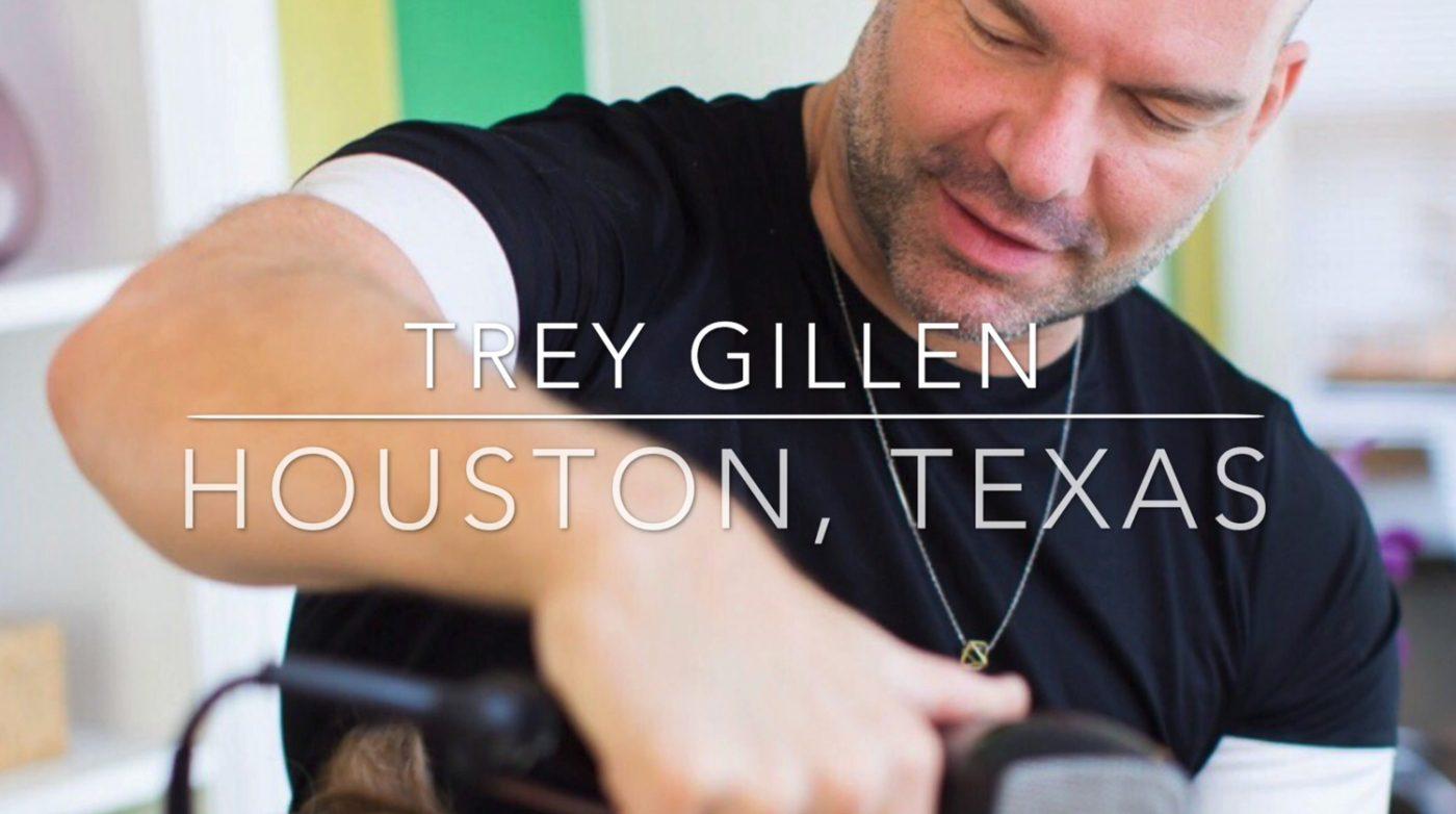 TREY GILLEN – Artistic Director for SACHAJUAN